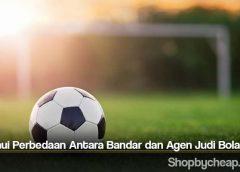 Ketahui Perbedaan Antara Bandar dan Agen Judi Bola